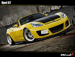 Opel GT Project 30 by arna1