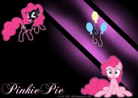 Pinkie Pie WP by MLR19