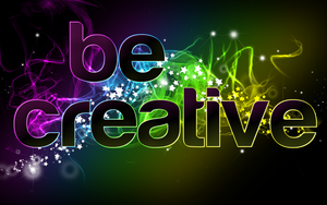 Be Creative by RazedCreations