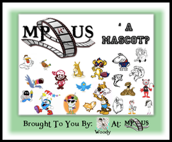 MPR' US An 'OC-MASCOT' Contest by Woody-Lindsey-Film