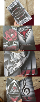 My Second Booklet :D by RubyPheonix