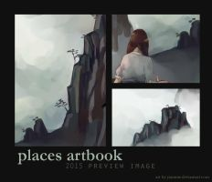Places Artbook Preview by Yiamme