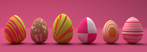 Easter Eggs by shahzaib78631