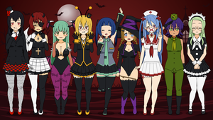 Halloween Costumes by sexehpimp