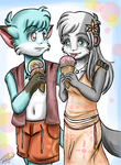 Ice Cream by Sweetochii