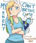 Fionna the Human Girl by Clawsmite007