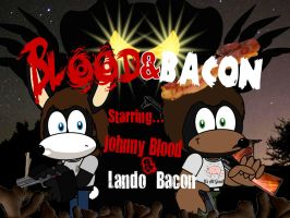Blood and Bacon by AshleyWolf259
