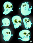 Ghosts by JustinCoffee