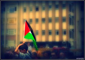 for palestine.. by oeminler
