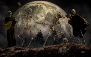Danse Macabre by deskridge