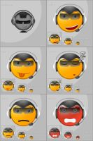 uBp Emoticon Beta 1.3 by LazerAce7