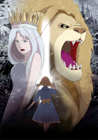 Narnia's 63rd Anniversary by ElykRindon