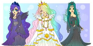 Royalty by Sailor-Serenity