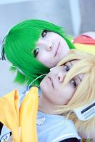 Vocaloid - Gumi - I by JessicaUshiromiyaSan