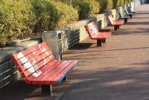 Benches 2 by Scorpini-Stock