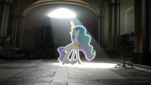Celestia In The Light by Macgrubor
