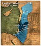 Civilization 5 Map: Ancient Israel by JanBoruta