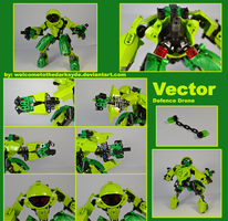 Vector by welcometothedarksyde