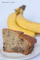 Banana cake by patchow