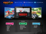 Design Portfolio by KingstonGraphics