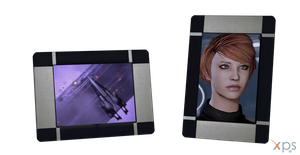 ME3 Picture Frames for XPS by Just-Jasper