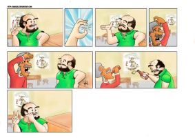 Comic for some idea by imaGeac