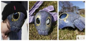 StarFish ThreeTooth Mask by Kabiscube