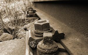 Railway bolt by Shimmi1