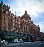 Harrods Store by drouch