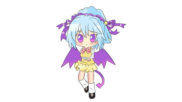 Kurumu color by Drawmanex