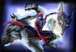Spider-Man: Clone Conspiracy (Collab) by Joey-GB-316