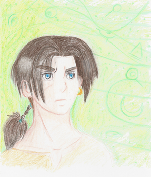 Jim Hawkins by girl-in-blue-dress