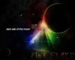 Dark Side of The Moon by ca-booth