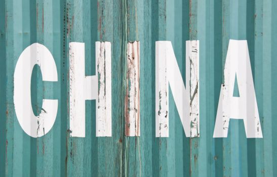 china lettering by rainbows-stock