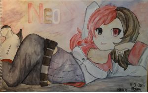 Aquarelle NEO by nibor289