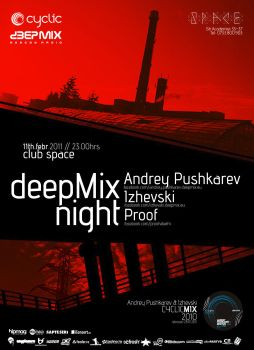 DeepMix Night with Pushkarev by vygo
