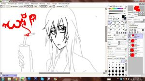 W.I.P.  for AliceGrand by Swen-k