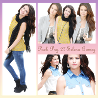 PackPng 27 Selena Gomez by flawlessduck