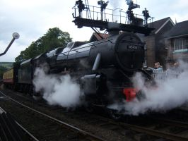 45428 at Grosmont by rh281285