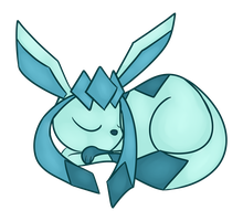 Glaceon by lila79