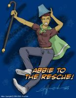 Abbie to the rescue by S-Hirsack