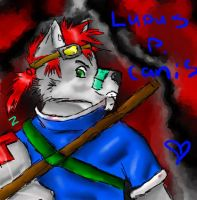 Lupe badge by Zodiac97