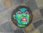 Witch Perler by ZombieLolitaPrincess