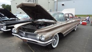1960 Buick Electra by sfaber95