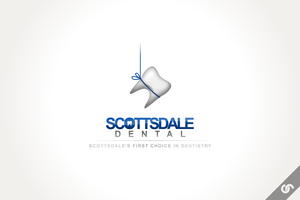 Scottsdale Dental Logo by dFEVER