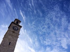 clock towers by SoularWolf4