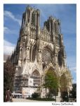 Reims Cathedral by SeiMissTake