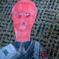 Red Skull: evidently not by movieman410