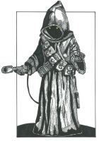 Star Wars Jawa by DementedInk