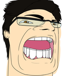 Markiplier - Big Tooth Mcgee by DragonMaster616